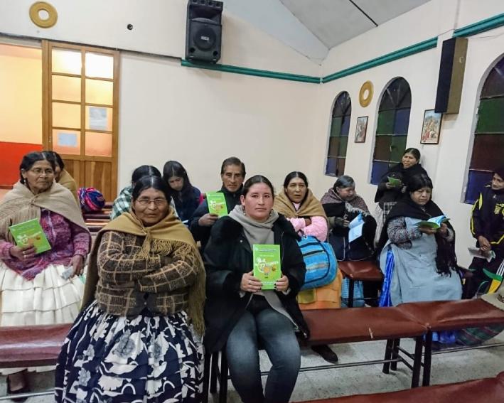 Participação de Irmã Susana na celebração com as mulheres