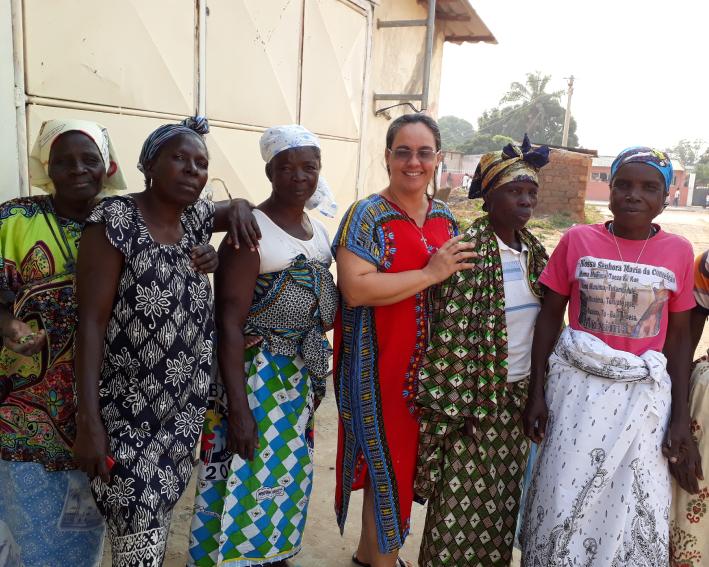 Grupos de mulheres de Vila Kiaxi